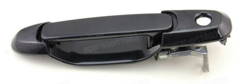 Exterior Outer Black Front Right Door Handle For Toyota Sienna 98-03 69210-08010