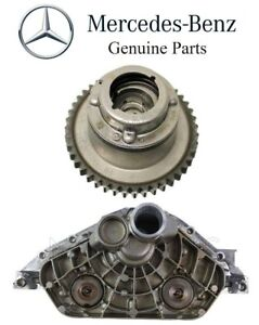 For Mercedes R172 C204 W204 Pair Set of 2 Camshaft Adjuster Magnets 2711560090