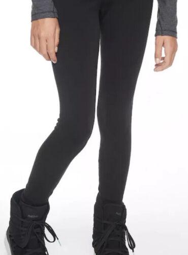 Nwt Athleta Polartec Tight Leggings Black Size L 12 Girl