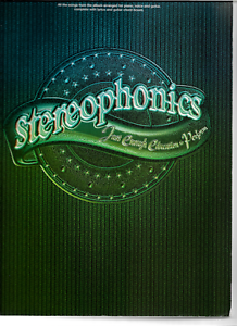 Sheet Music & Song Books Stereophonics Just Enough Education To Perform Guitar Tab Music Book Rooftop Guitar