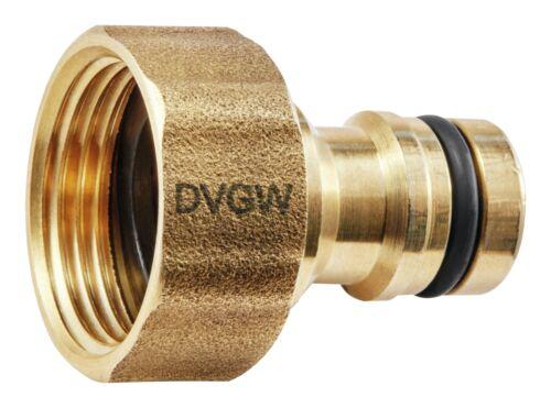 Geka plus-Hahnstecker KTW Stecksystem IG G1-46.1820.9