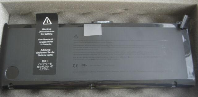 Original Battery Apple A1309 Macbook Pro 17 MC226 Genuine Battery New