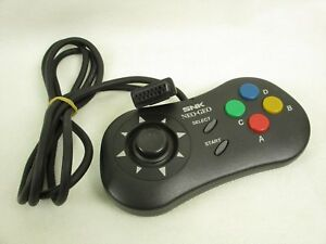 Details about Neo Geo JUNK Controller Pad Official Not Working Neogeo CD  AES SNK