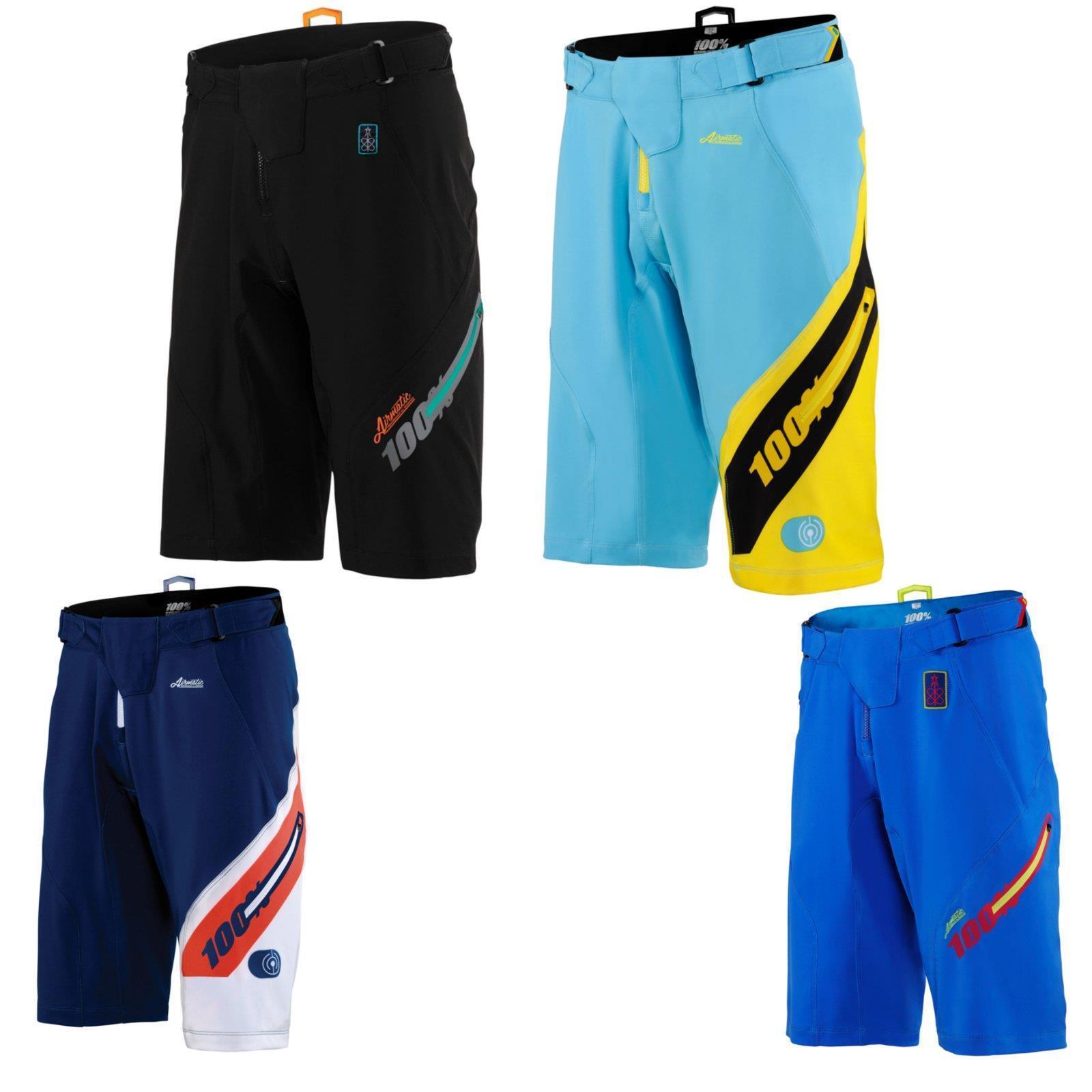 100% percent Short Trousers All  Mountain Bike Trail Enduro Bike MTB BMX Pant  factory outlet