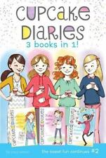 Cupcake Diaries: Cupcake Diaries 3 Books In 1! #2 : Alexis and the Perfect Recipe; Katie, Batter up!; Mia's Baker's Dozen by Abigail Halpin and Coco Simon (2016, Paperback)