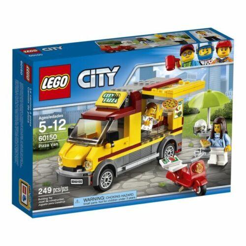 LEGO City Great Vehicles Pizza Van 60150