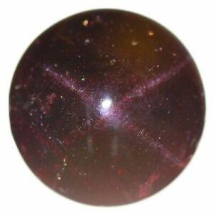 122.53cts UNIQUE NATURAL WOW RARE COLOR GARNET STAR OVAL