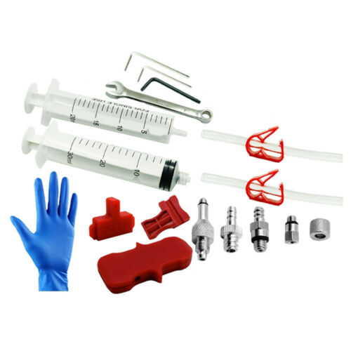 Bike Accessories Bicycle Oil Mineral Bleed Kit Disc Brake for Shimano System