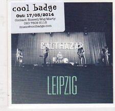 (EJ874) Balthazar, Leipzig - 2013 DJ CD