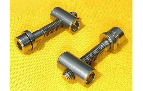 J/&L Ti//Titanium Seat post Bolts+nuts for Easton EC70 Offset//EA70//EA30//HAVOC//EA50