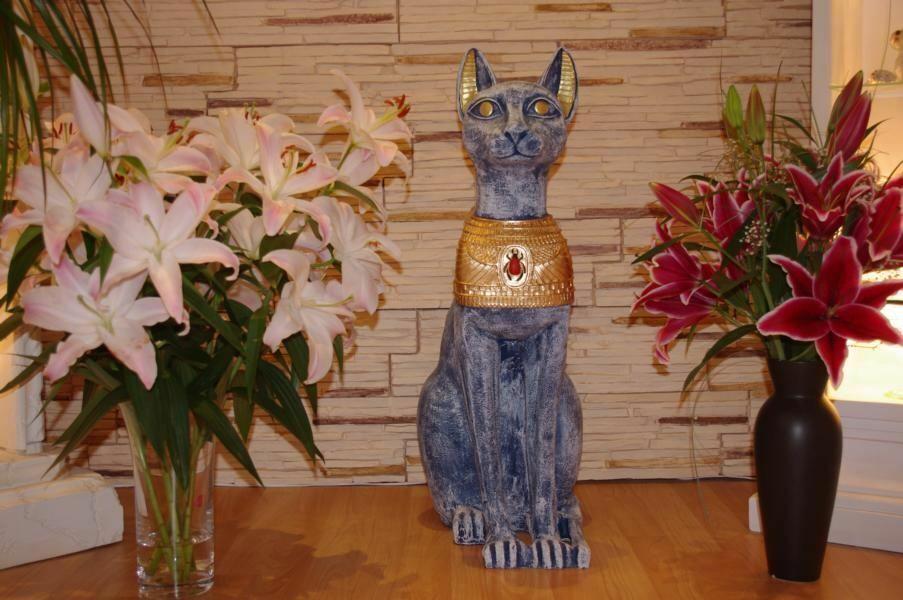 Katze Ägyptische Ägyptische Ägyptische Bastet Göttin Pharao Schakal Anubis Rar Ramses II Ramses c5213d