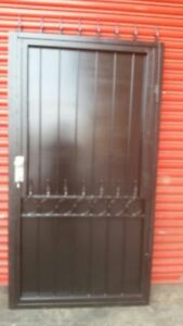 Details about METAL GATE / WROUGHT IRON GATE / GATE  METAL GARDEN SIDE GATE  DESIGN GATE