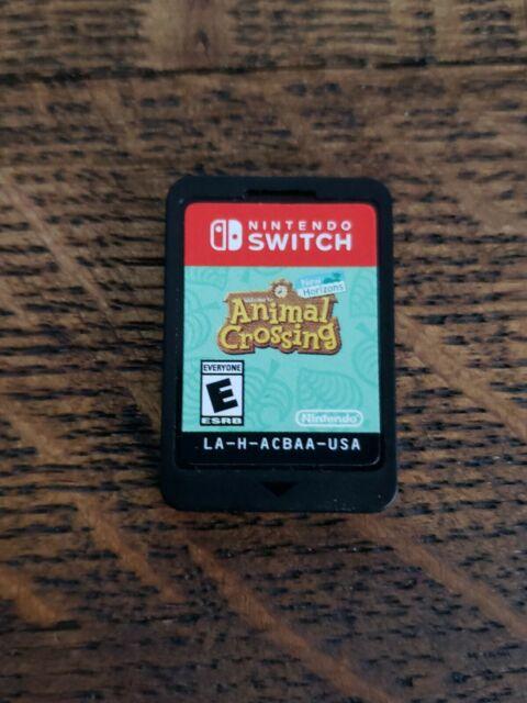 Animal Crossing: New Horizons - Nintendo Switch. Cartridge Only