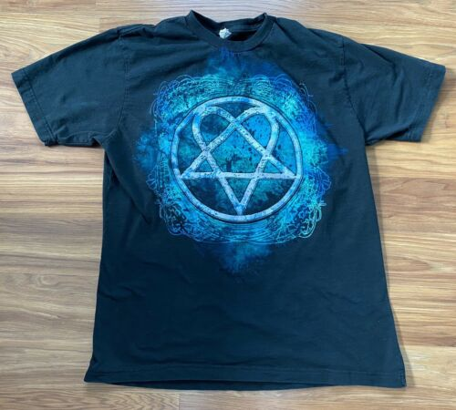 Him Band Shirt Large Vintage Bam Margera