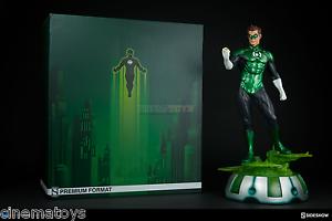 SIDESHOW Green Lantern Hal Jordan Premium Format Figure Sideshow Collectibles