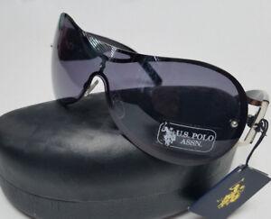 Womens Polo Sunglasses Details Hard Unisex Us About New Tagsamp; Seller W Case Black Assn doWCBerx