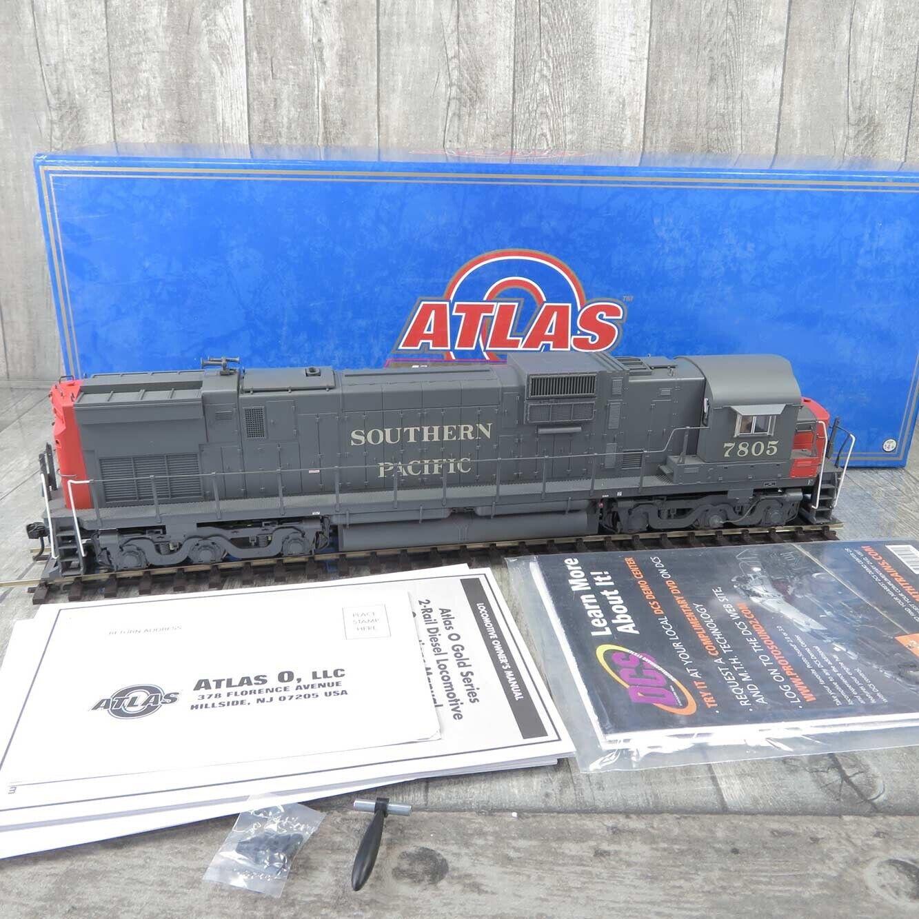 ATLAS 3328-1 - Spur 0 - C-630 Southern Pa 7805 - Digital + Sound - OVP  X24503