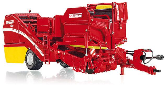 7816 Grimme Harvester Se 260, 1 3 2 Wiking