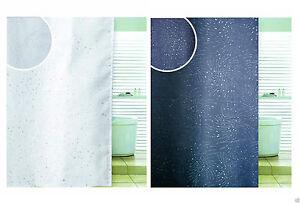 Spirale sch ne diamant duschvorhang glitzer bad badezimmer - Schwarzer duschvorhang ...