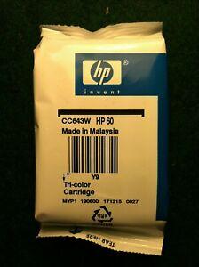 Genuine-New-HP-60-Tri-color-Ink-Cartridge
