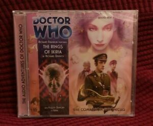 BRAND-NEW-Doctor-Who-Companion-Chronicles-The-Rings-Of-Ikiria
