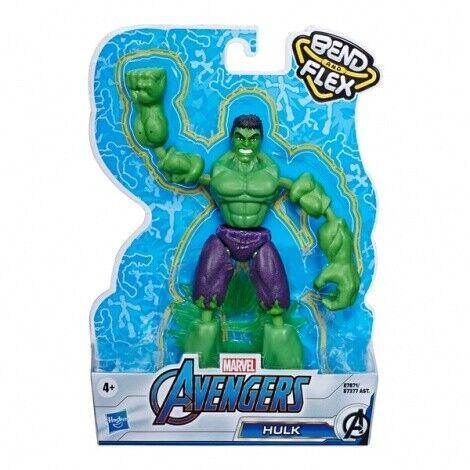 New Avengers Bend et Flex Figure