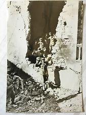 ww2 photo press  German prisoners taken by Allied forces in Italy 1944   122