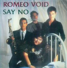 "7"" Romeo Void/Say No (NL)"