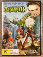 Arthur And The Invisibles For Sale Online Ebay