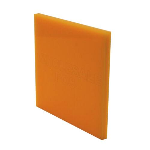 Acryl Spritzschutz Perspex Küche Upstand 3mm x 1200mm x 600mm 100 Colours
