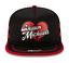 Shawn-Michael-Heartbreak-WWE-Wrestling-New-Era-Golfer-Adjustable-Snapback-Hat thumbnail 2