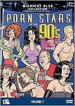 MIDNIGHT BLUE 7: PORN STARS OF THE 90'S - DVD - Region 1 - Sealed