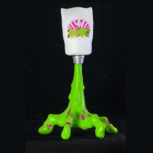 VISEone ZOMBIE GOOO Green Edition 8 inch vinyl figure