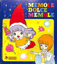 [934] MEMOLE DOLCE MEMOLE ed. Panini 1986 Completo tutte le figurine Edicola