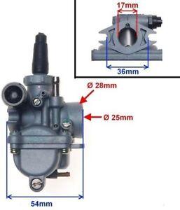 KR-VERGASER-YAMAHA-RD-50-M-1978-1984-Carburetor-Carburateur-Carburador