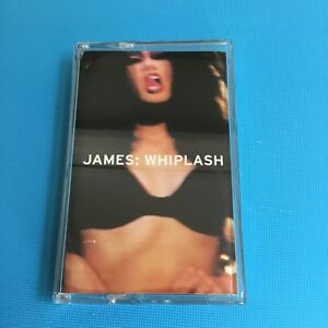 Details about JAMES - WHIPLASH RARE CASSETTE TAPE FONTANA 1997