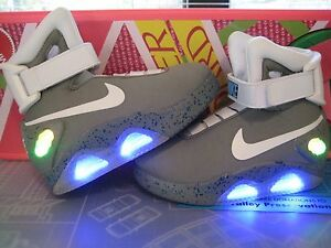 Back To The Future Kids Light Up Mag Upgrade Swoosh
