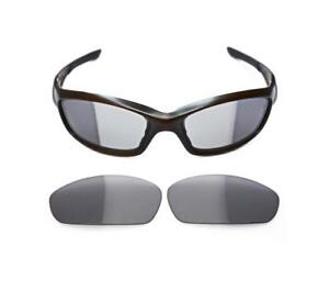 04573f0fad Image is loading NEW-CUSTOM-PHOTOCHROMIC-LENS-FOR-OAKLEY-STRAIGHT-JACKET-