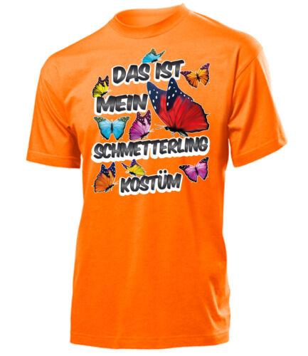 Mae-Costume Carnevale-questo è il mio costume Farfalla T-shirt Uomo