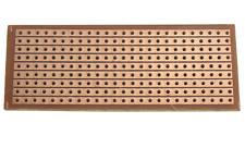 5 Pcs Single Sided Pcb Stripboard Proto Perf Board Bakelite Fr 2 2564 Cm