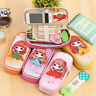 Student Pen Bag Pencil Case Travel Cosmetic Makeup Bags Pouch Box Kid's Gif g8