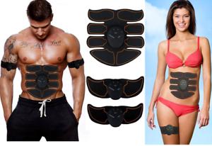 Electrostimulation-Training-ABS-Stimulateur-Appareil-Abdominal-Muscles-Sculpteur