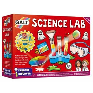 Galt Explore and Discover Rainbow Lab Science Experiment Kit Galt Toys - US 1004864