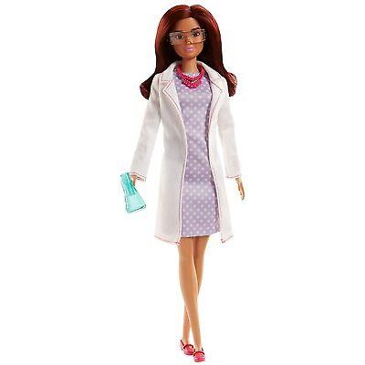Barbie Career Scientist Doll