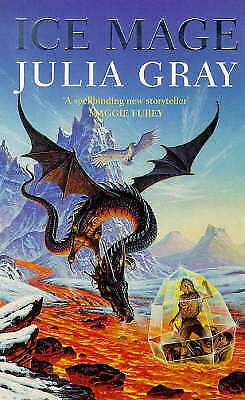 1 of 1 - Ice Mage, By Gray, Julia,in Used but Acceptable condition
