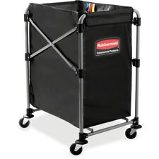 Rubbermaid Commercial Collapsible X Cart Utility Cart 1881749