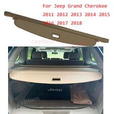 05-10 Jeep Grand Cherokee Cargo Cover