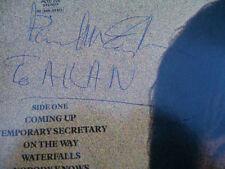 BRILLIANT PAUL McCARTNEY SIGNED McCARTNEY II LP ALBUM 1980 BEATLES CAIAZZO LOA