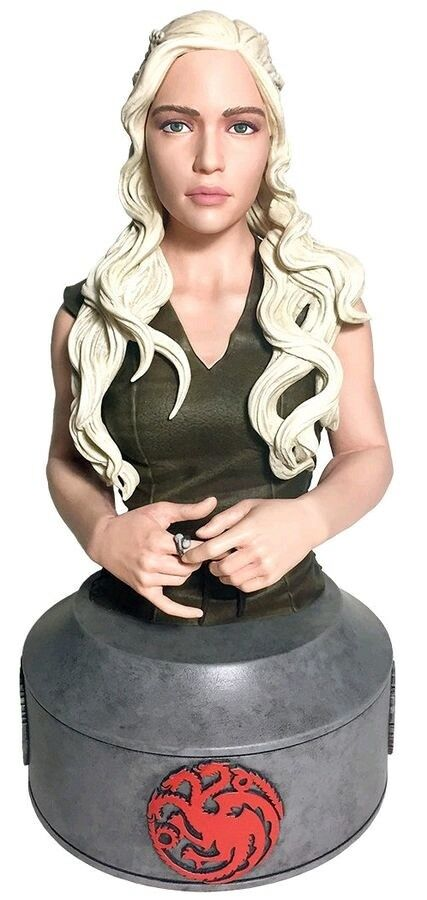 Other Busts--Game of Thrones - Daenerys Mother of Dragons Bust