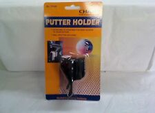 2 Champ Putter Holders That Attaches To Any Style Golf Bag Includes Ball Spotter
